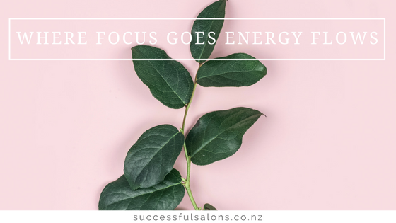MOTIVATIONAL MONDAY – WHERE FOCUS GOES, ENERGY FLOWS!