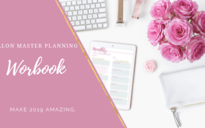 Salon Master Planning Workbook