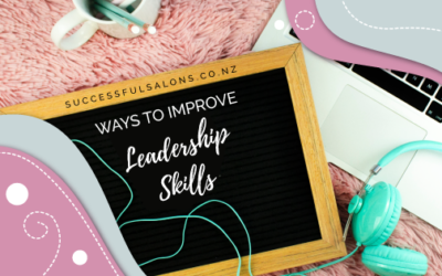 WAYS TO IMPROVE LEADERSHIP SKILLS