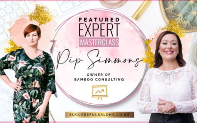 Featured Expert Masterclass with Pip Simmons