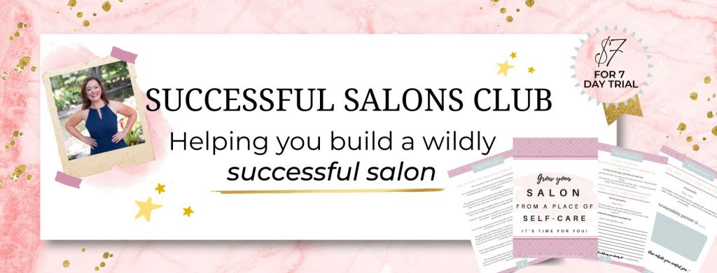 Successful Salons Club