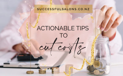 ACTIONABLE TIPS TO CUT COSTS