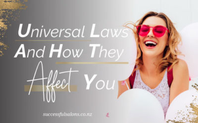 UNIVERSAL LAWS AND HOW THEY AFFECT YOU | DON'T MISS THIS