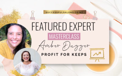 MASTERCLASS WITH AMBER DUGGER FOUNDER OF PROFIT FOR KEEPS