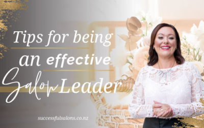 TIPS FOR BEING AN EFFECTIVE LEADER
