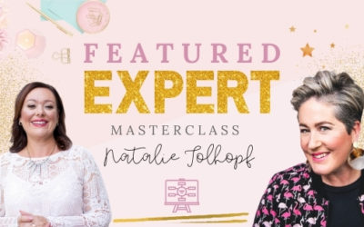 MASTERCLASS WITH NATALIE TOLHOPF – BUSINESS COACH